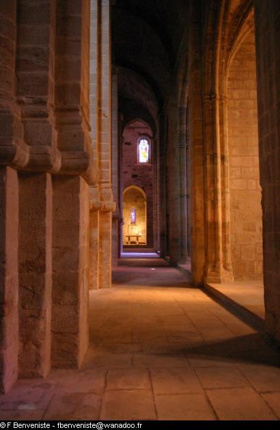 Abbaye de Fontfroide par François Benveniste