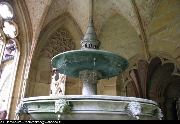 Abbaye de Maulbronn par François Benveniste