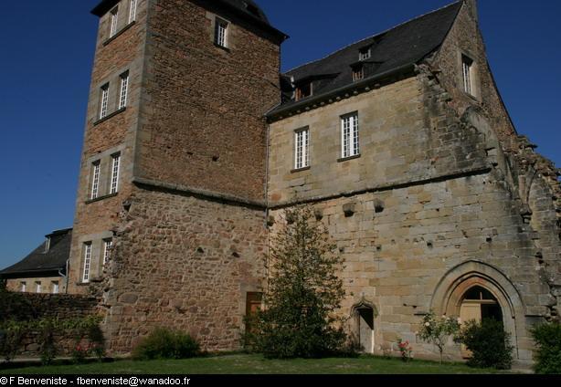 Abbaye de Obazine par François Benveniste