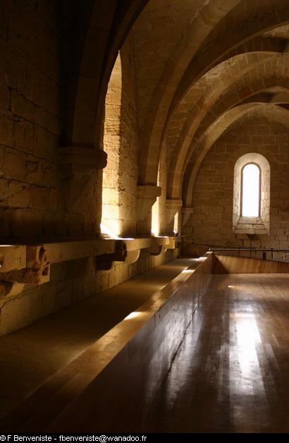 Abbaye de Poblet par François Benveniste