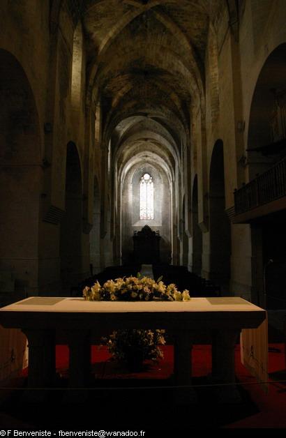 Abbaye de SantesCreus par François Benveniste