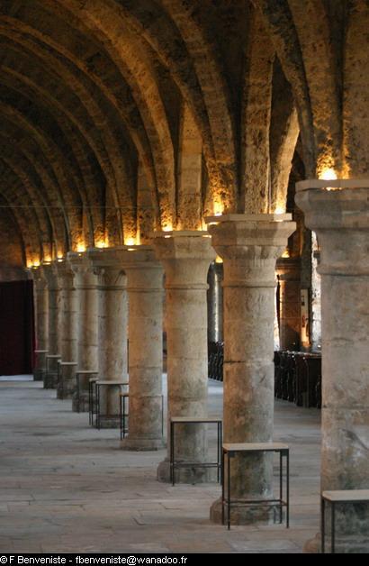 Abbaye de Vaux par François Benveniste