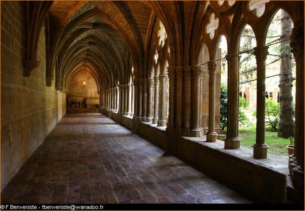 Abbaye de Veruela par François Benveniste